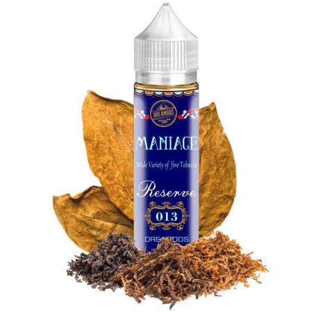 AROMA DREAMODS TABACCO RESERVE MANIACE 20 ML