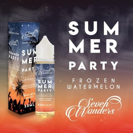 SEVEN WONDERS SUMMER PARTY 50 ML Mix&Vape