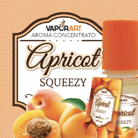 AROMA SQUEEZY APRICOT 10 ML