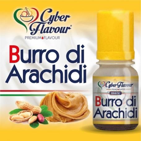 AROMA CYBER FLAVOUR BURRO DI ARACHIDI 10 ML