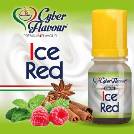 AROMI CYBER FLAVOUR ICE RED 10 ML