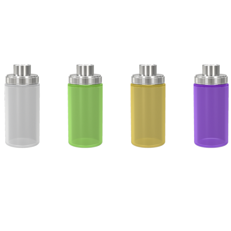 WISMEC SILICONE SQUEEZE BOTTLE FOR LUXOTIC 6.8 ML