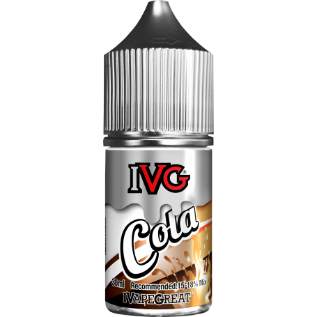 AROMA CONCENTRATO IVG COLA 30 ML