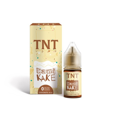 TNT VAPE KAMI KAKE 10 ML
