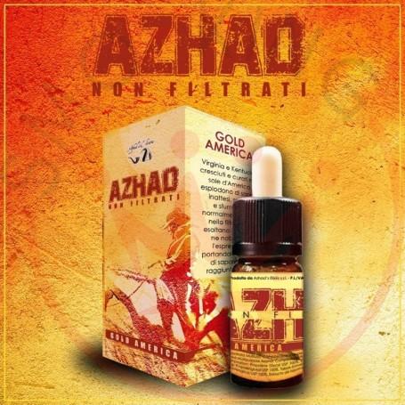 AROMI AZHAD'S ELIXIRS NON FILTRATI GOLD AMERICA 10 ML