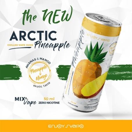 ENJOY SVAPO ARCTIC PINEAPPLE 50 ML Mix&Vape