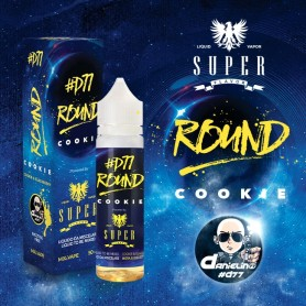 SUPER FLAVOR ROUND COOKIE D77 50 ML Mix&Vape