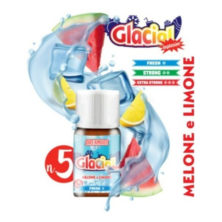 AROMA DREAMODS 7 GLACIAL MELONE E LIMONE 10 ML