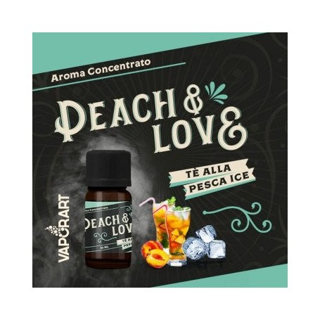 AROMA VAPORART PEACH & LOVE 10 ML