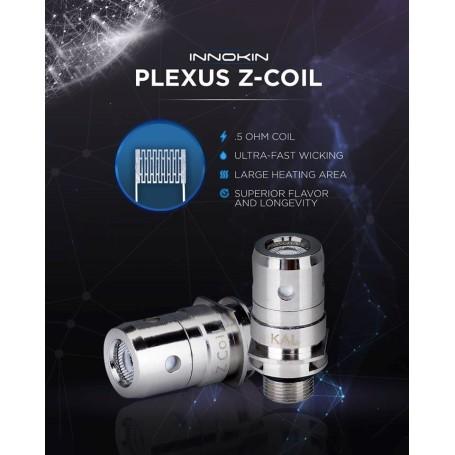 INNOKIN PLEXUS MESH COIL ZENITH 0.5 OHM 5 PCS