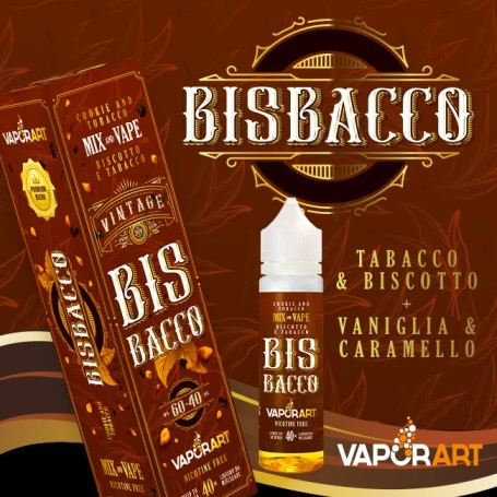 VAPORART BISBACCO 40 ML Mix&Vape