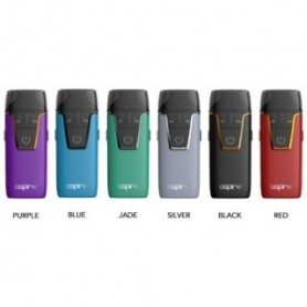 ASPIRE KIT NAUTILUS AIO POD 1000 MAH 4,5 ML