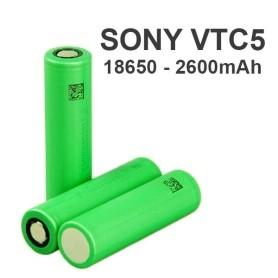 SONY 18650 VTC5 2600 MAH 30 A