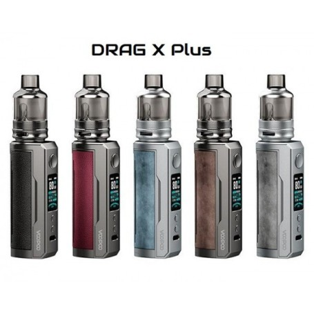 VOOPOO DRAG X PLUS BOX KIT 5.5 ML 100 W