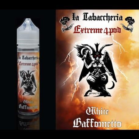 AROMI LA TABACCHERIA EXTREME 4 POD WHITE BAFFOMETTO 20 ML