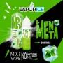 VAPORICE MENTA GLACIALE 40 ML Mix&Vape