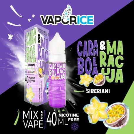 VAPORICE CARAMBOLA & MARACUJA 40 ML Mix&Vape