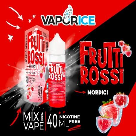 VAPORICE FRUTTI ROSSI 40 ML Mix&Vape