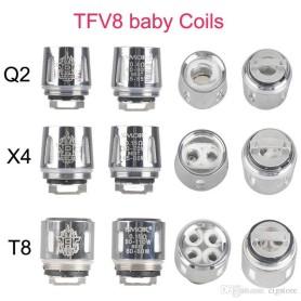 COIL SMOK TFV8 BABY X4