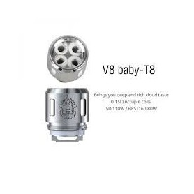 COIL TFV8 BABY T8