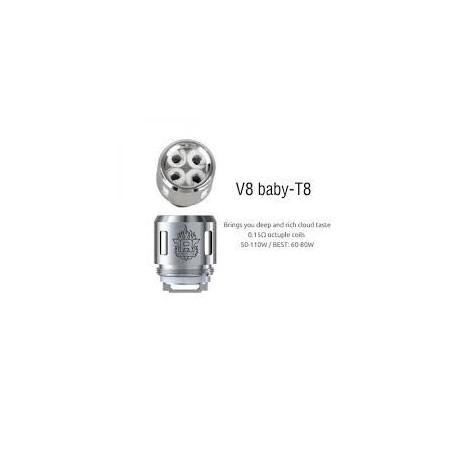 SMOK COIL TFV8 BABY T8 5 PCS