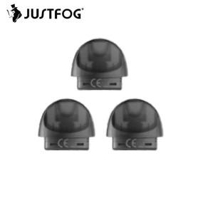 JUSTFOG C601 COIL 3 PEZZI PER PACCO