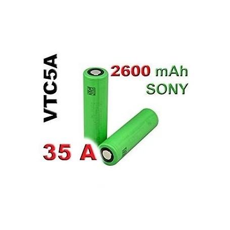 SONY 18650 VTC5A 2600 MAH 35 A