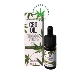 SANAPRO OIL CBD 1250 MG 10 ML