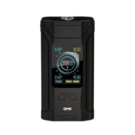 WISMEC SINUOUS RAVAGE 230 MOD SOLO BOX