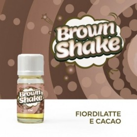 BROWN SHAKE AROMA CONCENTRATO 10ml