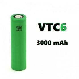 SONY 18650 VTC6 3000 MAH 30 A