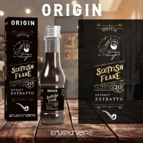 ENJOYSVAPO SCOTTISH FLAKE 20ML by Il santone dello Svapo