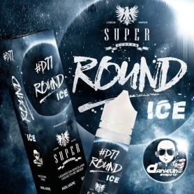 SUPER FLAVOR ROUND ICE D77 40 ml IL PREZZO COMPRENDE 2,05 DI TASSA AAMS