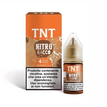 TNT VAPE NITRO BACCO 10 ML