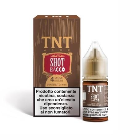 TNT VAPE SHOT BACCO 10 ML
